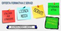 Offerta Formativa CPIA Metropolitano di Bologna