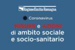 Coronavirus Emilia Romagna